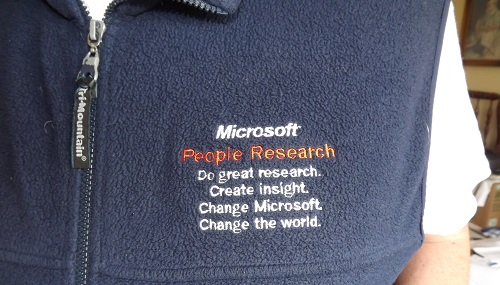MSFT People Research Vision